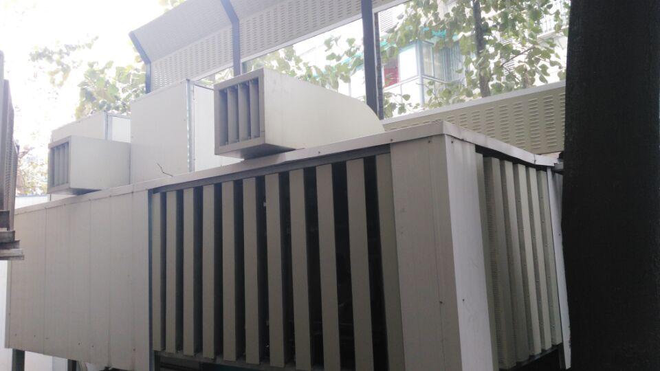 西安空调降噪工程